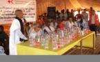 Lancement de la distribution du cash transfert à Tachott au Brakna