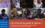 Mauritanie : Les survivantes de viol exposées à de graves risques