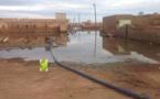 Rosso : Les services régionaux redoublent d'efforts pour évacuer les eaux de pluies des quartiers de la ville