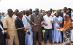 L'Agence Tadamoun inaugure des infrastructures éducatives à Ould Yengé
