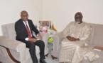 Le ministre de la santé reçoit le coordinateur du système des Nations Unies en Mauritanie