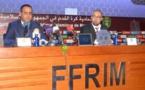 Le président de la fédération mauritanienne de football tient une conférence de presse