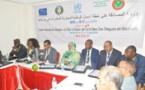 Atelier de validation du plan national de lutte anti-drogue en Mauritanie