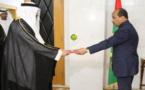 Le président de la République reçoit les lettres de créances de l'ambassadeur des Emirats