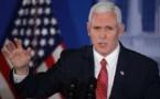 Le vice-président américain appelle la Mauritanie à respecter la liberté de croyance
