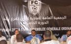 5ème AG du FC Tevragh-Zeina, Moussa Khairy reconduit à la tête d'une nouvelle équipe