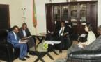 Le ministre de la Justice s'entretient avec une délégation de l'organisation suisse Terre des hommes