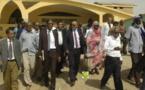 Le ministre des Pêches visite le marché au poisson de Nouakchott