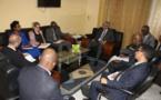 Le commissaire aux droits de l'homme reçoit une mission conjointe du G5 Sahel et et du haut commissariat des Nations Unies pour les droits de l'homme