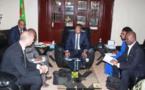 Le ministre de la Justice reçoit une mission conjointe du G5-Sahel et du HCDH