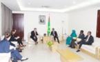 Le Premier ministre reçoit l'ambassadeur itinérant chargé de la lutte contre le trafic des êtres humains