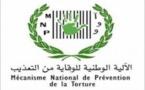 Le Mécanisme National de Prévention de la Torture renouvelle son engagement vis-à-vis de tous les détenus