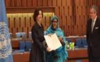 La Mauritanie remet à l'UNESCO ses documents de la convention contre le dopage