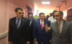 Le ministre de la Santé visite à Nouadhibou des services relevant de son département