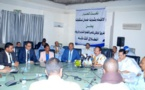 Lancement des activités d'un groupe parlementaire de soutien aux questions de la jeunesse et des sports