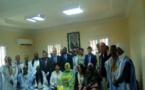 Le wali du Brakna, M. Salimou Ould Taleb Abderrahmane a supervisé, ce mercredi à Aleg, dans les locaux de la wilaya, à une opération de remise de montants conséquents aux personnes vivant avec handicap, offerts par le ministère des Affaires sociales,