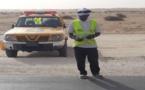 Le ministère de l'équipement entame le désensablement de la route Nouakchott – Rosso