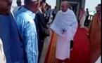 Le président mauritanien Ghazouani accomplit les rites de la Omra