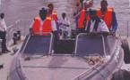 Mauritanie : 130 pirogues et 14 moteurs hors-bord saisis par les unités des fusiliers marins entre Rosso et kaédi