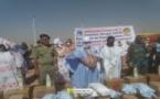 Démarrage d'une caravane d'aide aux habitants de Kaédi