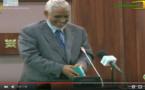 Pour un militaire, un Daddah, ministre de la justice, qui se moque de la constitution, ça n'a pas de prix...