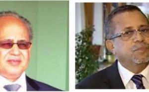 2ème rencontre entre Yahya Ould Waghef et Moulaye Ould Laghdaf