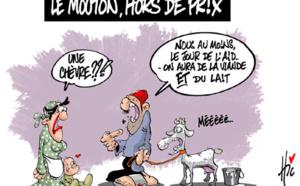 Mauritanie: explosion du prix du mouton à la veille de l'Aïd al-Fitr