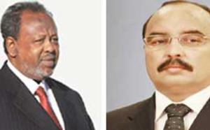 Le Président de la République félicite le Président de la République de Djibouti