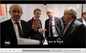 Désintox  à propos de la sécurité : Macron a surtout dit qu'Aziz fait très bien son truc…