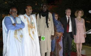 L'ambassadeur de France honore 4 personnalités mauritaniennes