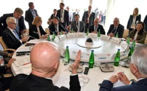 """Le G7 et les géants de l'internet s'accordent pour bloquer la propagande """"terroriste"""""""
