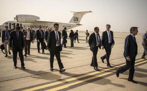 Une mission du conseil de sécurité en visite à Nouakchott