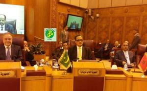 Le ministre des Affaires étrangères participe à une réunion extraordinaire du Conseil de la Ligue arabe