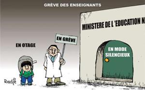 SNES: Le déficit d'enseignants, source d'insécurité dans les écoles Mauritaniennes
