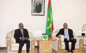 Le Premier ministre reçoit un envoyé spécial sahraoui