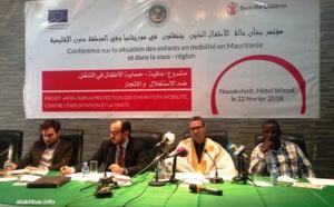 Mobilité des enfants en Mauritanie : cerner leurs vulnérabilités et permettre une meilleure protection