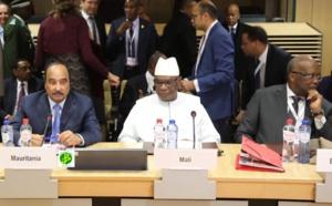 Démarrage des travaux de la conférence internationale de haut niveau sur le sahel à Bruxelles en présence du Président de la République