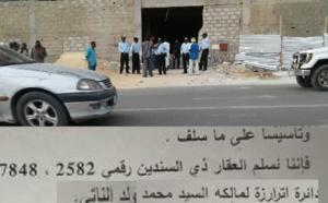 L'homme d'affaires Ould Noueighedh défie la loi après avoir perdu un litige foncier devant la justice