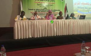 La ministre du commerce prend part à la réunion sur les femmes africaines pionnières