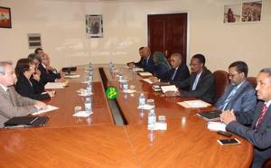 Réunion de dialogue politique entre la Mauritanie et l'Union Européenne