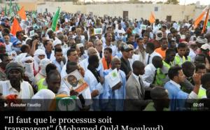 Mauritanie : l'opposition renoue avec les urnes
