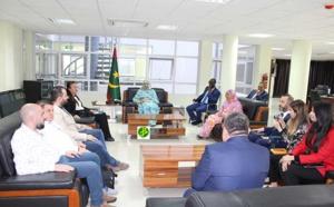 Examen de la coopération mauritano-turque dans le domaine du tourisme