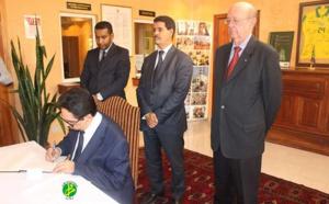 Le porte-parole du gouvernement présente les condoléances de la Mauritanie à l'Afrique du Sud