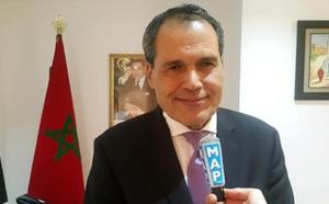 Biographie de Hamid Chabar, ambassadeur de SM le Roi en République islamique de Mauritanie