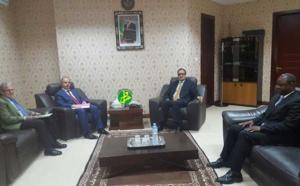 Examen de la coopération entre la Mauritanie, la Turquie et l'Espagne
