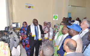 Vaccination de tous les enfants de 0 à 5 ans contre la poliomyélite