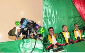 Un nouveau membre du Comité directeur de la CENI prête serment devant le Conseil constitutionnel