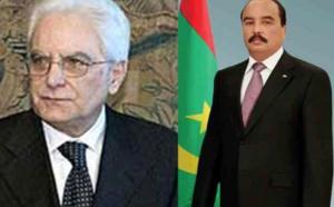 Le Président de la République présente ses condoléances à son homologue italien