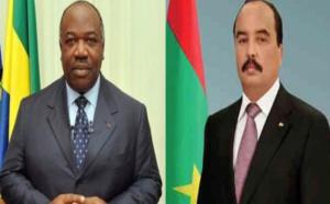Le Président de la République félicite son homologue gabonais