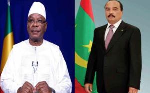 Le Président de la République félicite son homologue malien pour sa réélection à la magistrature suprême de son pays